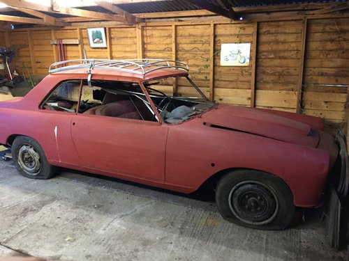 1962 lancia flaminia pininfarina coupe For Sale (picture 1 of 6)
