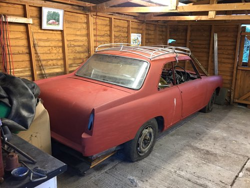 1962 lancia flaminia pininfarina coupe For Sale (picture 4 of 6)