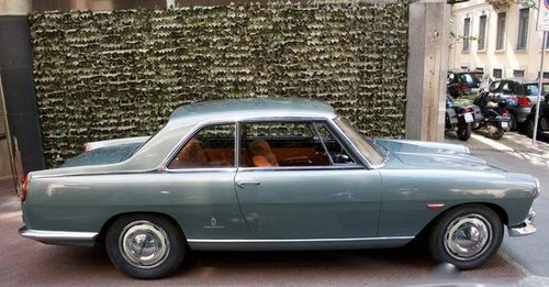 1959 Lancia Flaminia Pininfarina 2.5 Coupe For Sale (picture 5 of 6)