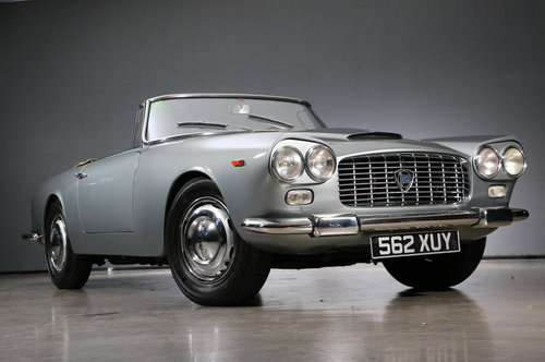 1962 Lancia 3C Flaminia Convertible 2.5 ltr LHD For Sale (picture 1 of 6)