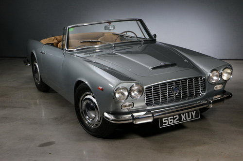 1962 Lancia 3C Flaminia Convertible 2.5 ltr LHD For Sale (picture 2 of 6)