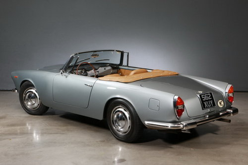 1962 Lancia 3C Flaminia Convertible 2.5 ltr LHD For Sale (picture 4 of 6)
