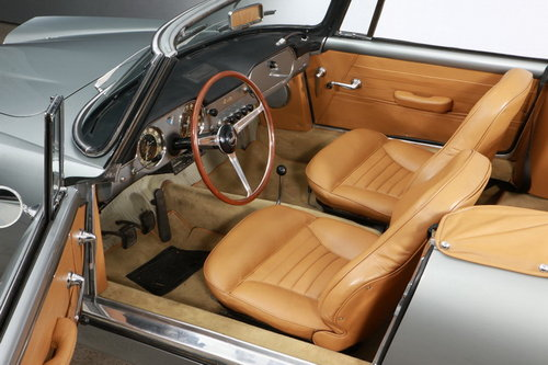 1962 Lancia 3C Flaminia Convertible 2.5 ltr LHD For Sale (picture 5 of 6)