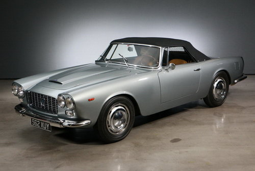 1962 Lancia 3C Flaminia Convertible 2.5 ltr LHD For Sale (picture 6 of 6)