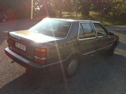 1985 Lancia Thema 2.0 i.e. 8v For Sale (picture 3 of 6)