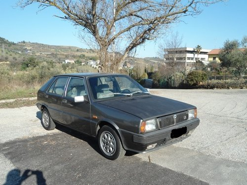 1989 Lancia Delta 1.3 Lx For Sale (picture 2 of 6)