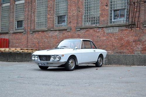 1968 Lancia Fulvia Series I SOLD (picture 1 of 6)