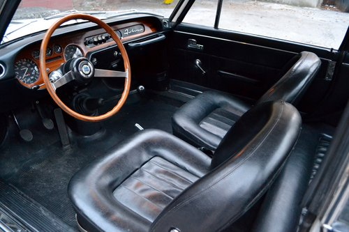 1968 Lancia Fulvia Series I SOLD (picture 3 of 6)