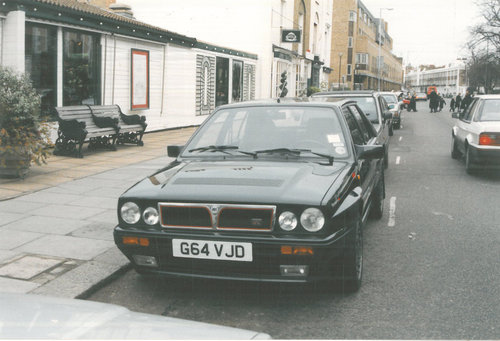 Lancia Delta HF Integrale 16V, 1990 For Sale (picture 1 of 6)