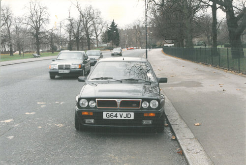 Lancia Delta HF Integrale 16V, 1990 For Sale (picture 3 of 6)