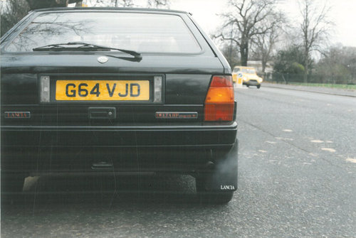 Lancia Delta HF Integrale 16V, 1990 For Sale (picture 5 of 6)
