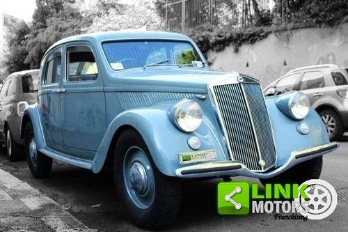 Lancia Aprilia 1300 I Serie del 1937, Perfetta, Tutto Origi For Sale (picture 1 of 6)