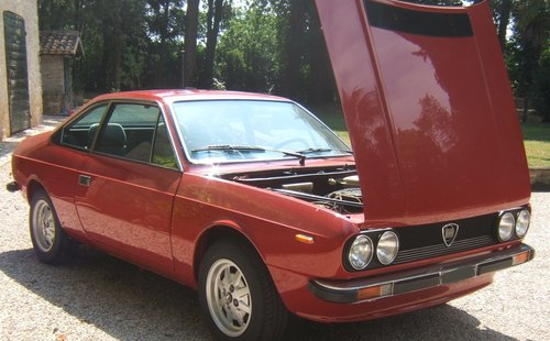 1979 RACE WINNER LANCIA BETA 1.3 WITH PROVENANCE  For Sale (picture 1 of 5)