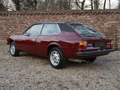 1978 Lancia Beta 1600 HPE EU car, only 36.451 km, only 2.500 made For Sale (picture 2 of 6)
