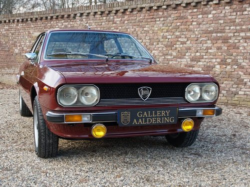1978 Lancia Beta 1600 HPE EU car, only 36.451 km, only 2.500 made For Sale (picture 5 of 6)
