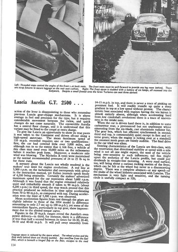 1954 Wanted: Lancia Aurelia B20GT Wanted (picture 3 of 5)
