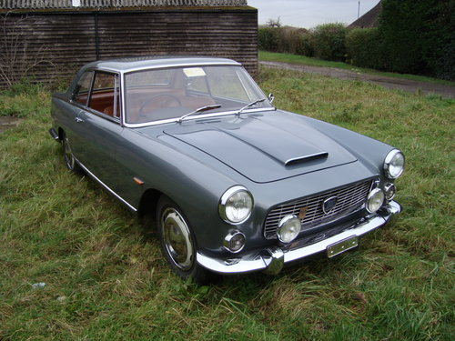 1960 Lancia Flaminia Pinafarina 2.5 Coupe RIGHT HAND DRIVE For Sale (picture 1 of 6)