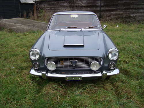 1960 Lancia Flaminia Pinafarina 2.5 Coupe RIGHT HAND DRIVE For Sale (picture 3 of 6)