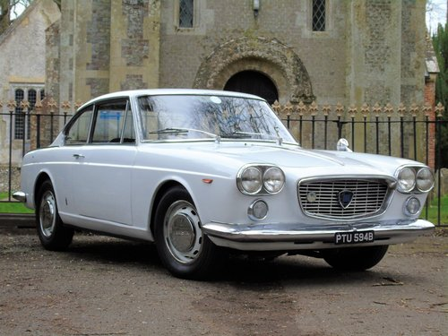 1964 Lancia Flavia 1.8 *VERY NICE CONDITION* SOLD (picture 1 of 6)
