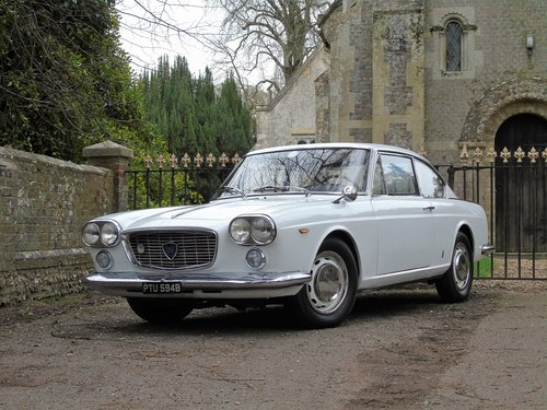 1964 Lancia Flavia 1.8 *VERY NICE CONDITION* SOLD (picture 2 of 6)