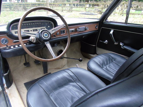 1964 Lancia Flavia 1.8 *VERY NICE CONDITION* SOLD (picture 4 of 6)