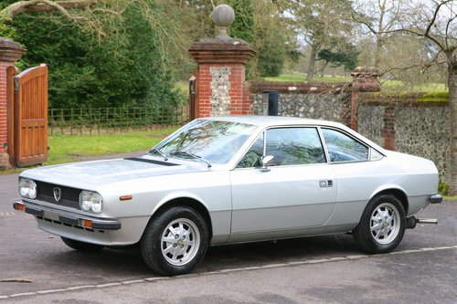 1977 Lancia Beta Coupe 2000 S2 pre face lift For Sale (picture 1 of 6)