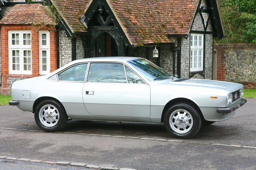 1977 Lancia Beta Coupe 2000 S2 pre face lift For Sale (picture 4 of 6)