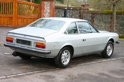 1977 Lancia Beta Coupe 2000 S2 pre face lift For Sale (picture 5 of 6)