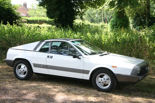 1976 Lancia Beta Montecarlo Spider 2.0 series 1 For Sale (picture 1 of 6)