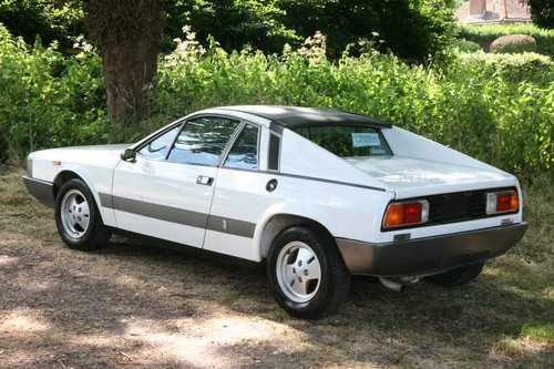 1976 Lancia Beta Montecarlo Spider 2.0 series 1 For Sale (picture 4 of 6)