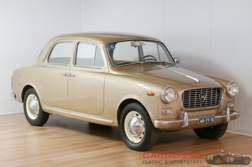 1959 Lancia Appia Series III in good condition For Sale (picture 1 of 6)