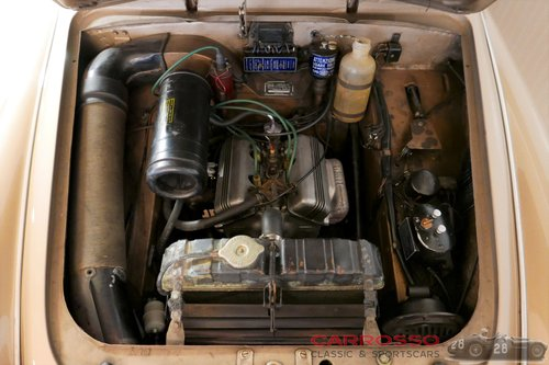 1959 Lancia Appia Series III in good condition For Sale (picture 4 of 6)
