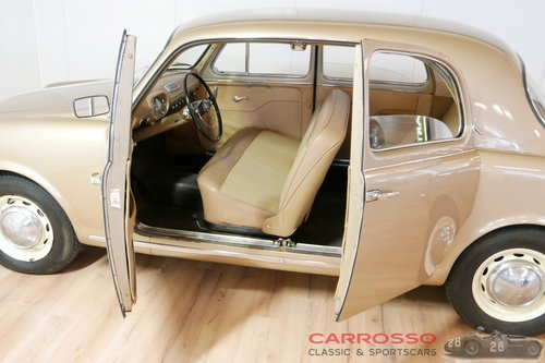 1959 Lancia Appia Series III in good condition For Sale (picture 6 of 6)