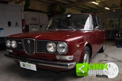 LANCIA 2000 I.E. DEL 1974 RESTAURATA For Sale (picture 1 of 6)