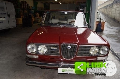 LANCIA 2000 I.E. DEL 1974 RESTAURATA For Sale (picture 2 of 6)