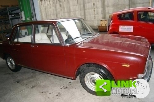 LANCIA 2000 I.E. DEL 1974 RESTAURATA For Sale (picture 4 of 6)