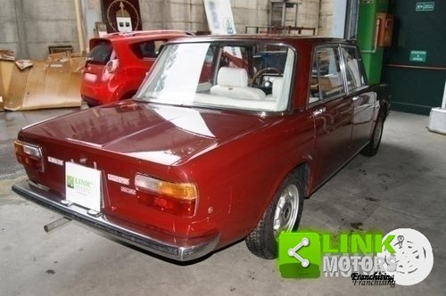 LANCIA 2000 I.E. DEL 1974 RESTAURATA For Sale (picture 5 of 6)
