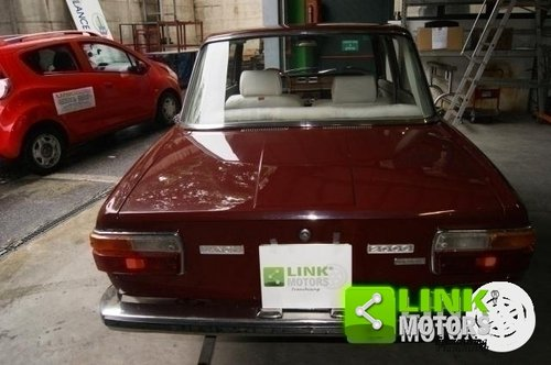 LANCIA 2000 I.E. DEL 1974 RESTAURATA For Sale (picture 6 of 6)