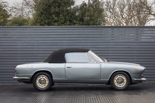 1963 Lancia Vignale Convertible RHD SOLD (picture 3 of 6)