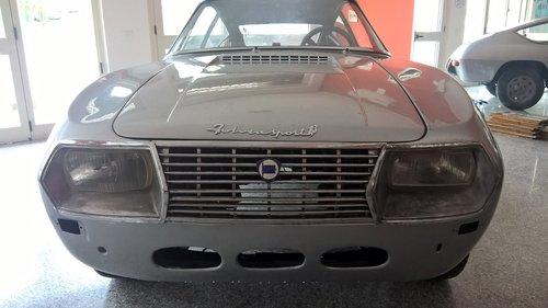 1968 Lancia Fulvia Coupe Sport Zagato For Sale (picture 1 of 6)