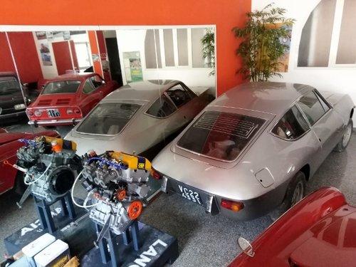1968 Lancia Fulvia Coupe Sport Zagato For Sale (picture 4 of 6)