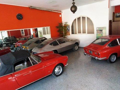 1968 Lancia Fulvia Coupe Sport Zagato For Sale (picture 5 of 6)