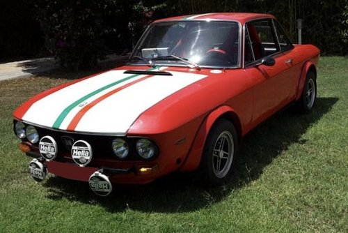 1973 lANCIA fULVIA 1300S  For Sale (picture 1 of 1)