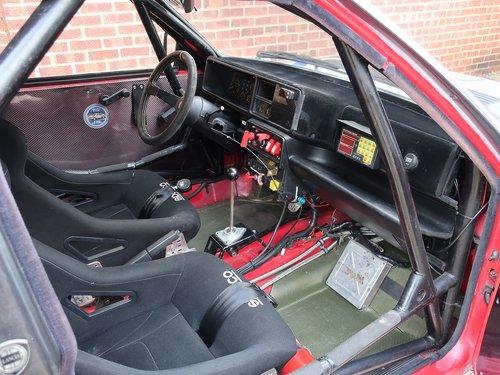 1990 Lancia Delta HF Integrale 16V 'Martini' Rally Spec For Sale (picture 3 of 6)