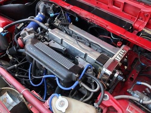 1990 Lancia Delta HF Integrale 16V 'Martini' Rally Spec For Sale (picture 5 of 6)