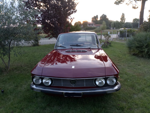 1972 Lancia fulvia coupe '1.3s ii serie - For Sale (picture 2 of 6)