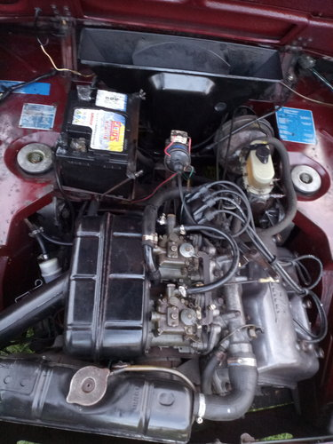 1972 Lancia fulvia coupe '1.3s ii serie - For Sale (picture 5 of 6)