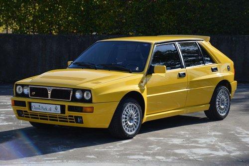 (885) Lancia Delta Integrale Evolzione I - 1992 For Sale (picture 1 of 6)