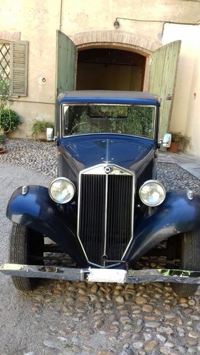 Lancia AUGUSTA 1934 For Sale (picture 1 of 6)