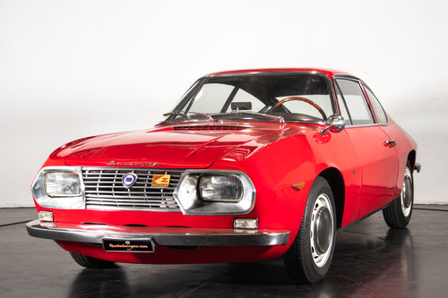 1968 LANCIA FULVIA SPORT ZAGATO 1.3 For Sale (picture 1 of 6)